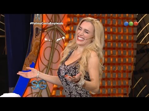 Fátima Florez: una mujer, mil caras - Susana Giménez