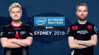 CS:GO - Astralis vs. FaZe [Cache] Map 1 - GRAND FINAL - IEM Sydney 2018