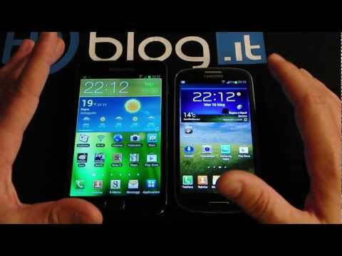 Galaxy S3 vs. Galaxy Note nella video prova by HDblog