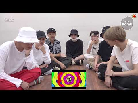 [BANGTAN BOMB] BTS 'IDOL' MV reaction - BTS (방탄소년단)