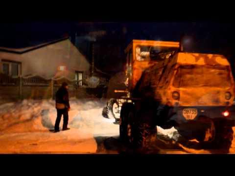 Свободівські мобільні групи контролюють очищення вулиць Полтави від снігу