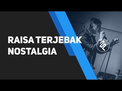 Raisa Terjebak Nostalgia Karaoke PIANO Tutorial with CHORD and LYRIC by fxpiano
