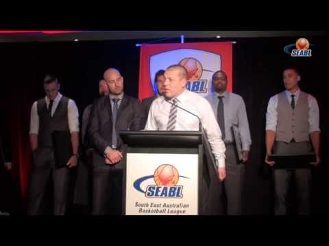 Darren Perry - SEABL Men's Coach of the Year