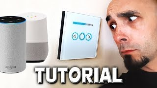How To Control Ceiling Lights Using Google Home And Amazon Echo