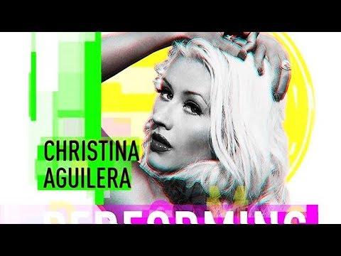 Christina Aguilera AMAs 2017 Commercial!