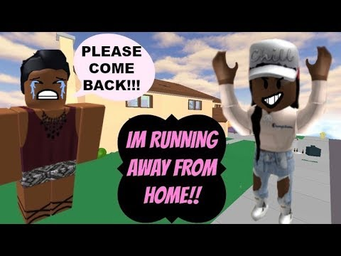 SHE STOLE A BABY ON ROBLOX | HOW TO RUN AWAY FROM HOME ON ROBLOX | FUNNY ROLEPLAY ON ROBLOXIAN LIFE