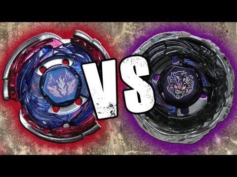 Big Bang Pegasis F:D VS Diablo Nemesis X:D - DrigerGT Friday Beyblade Battle Sho