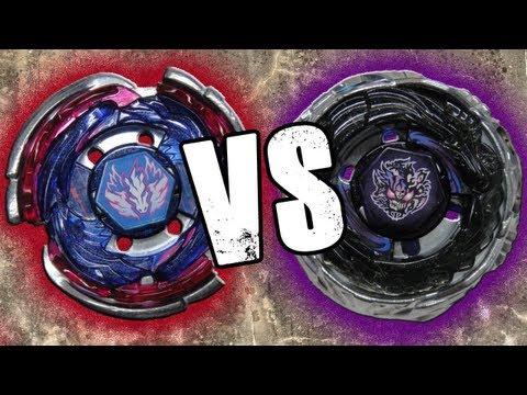 Big Bang Pegasis F:D VS Diablo Nemesis X:D - DrigerGT Friday Beyblade Battle Sho