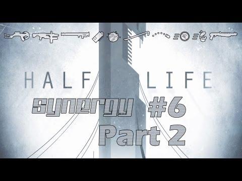 Half-Life 2 Synergy - Серия 6.2 (Портал комбайнов)