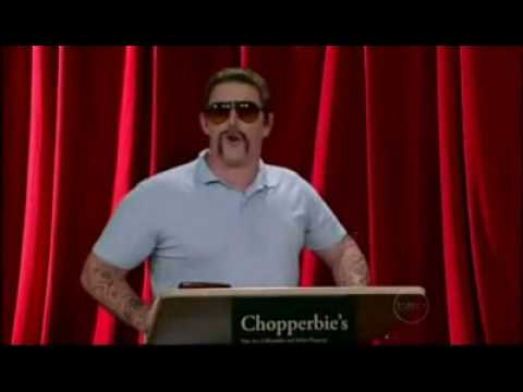 Chopper reid auctioneer - Ronnie Johns