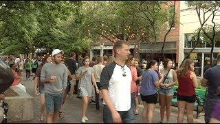 Iowa City Update: Downtown Block Party