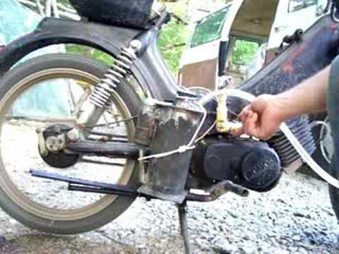 Building a Vapor Carburetor (Update)