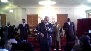 "Men of Distinction Singing ""God Gave Me Another Chance"" Eugene Nichalson/Lead"