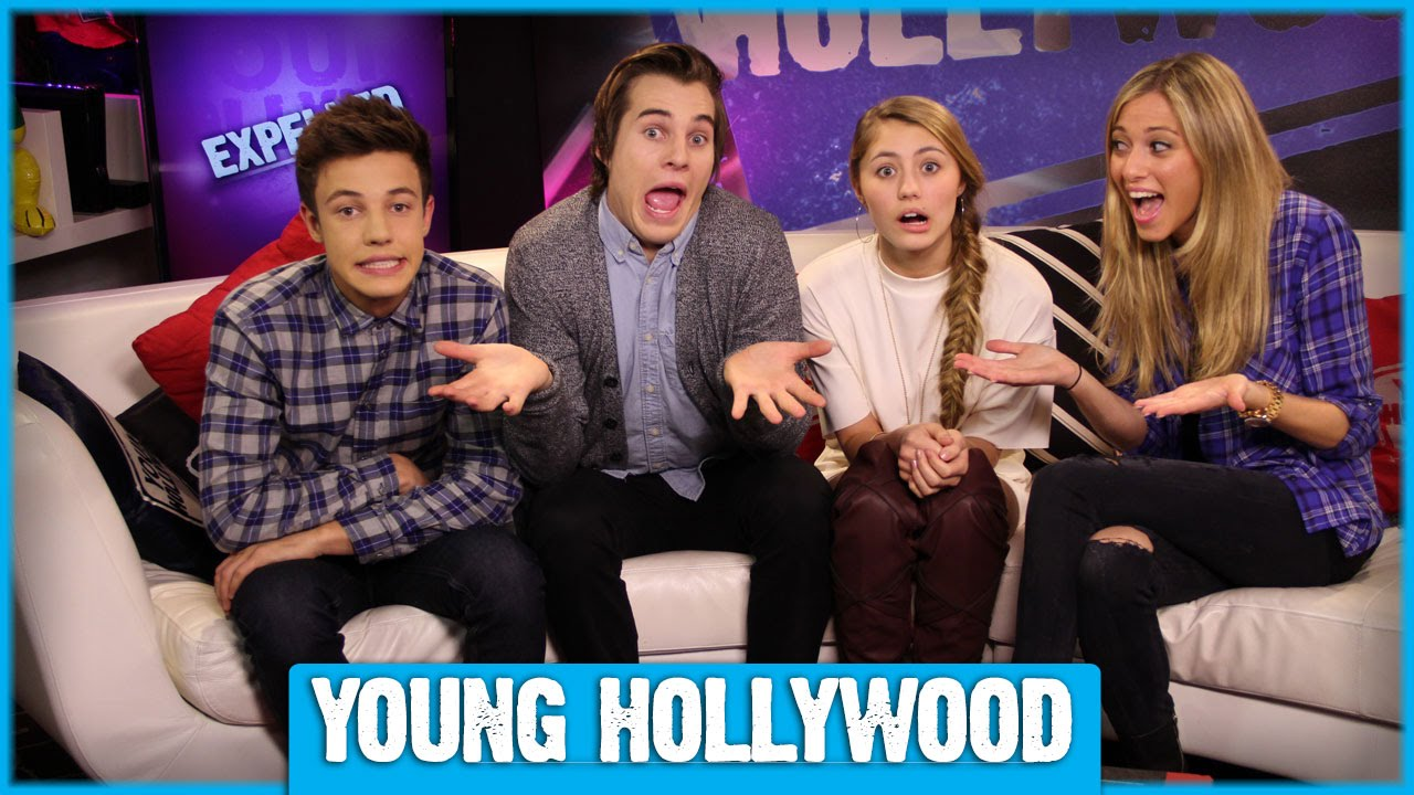 Is lia marie johnson dating cameron dallas