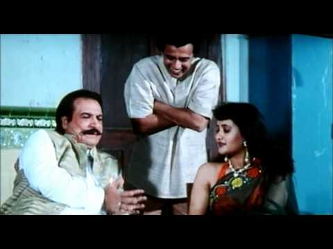 Mithun Betrays Kadar Khan In jallaad video