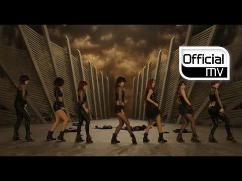 T-ara(티아라)   Cry Cry (mv Ver.2) video