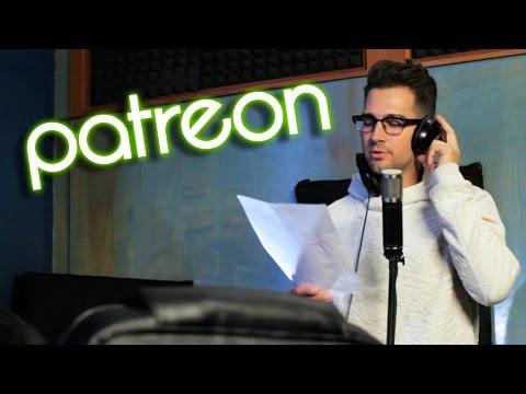 James Maslow on Patreon!