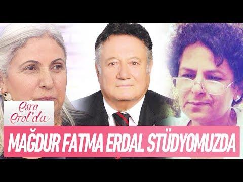 Mağdur Fatma Erdal stüdyomuzda.. - Esra Erol'da 23 Kasım 2017