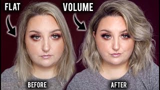 HOW TO VOLUMINOUS WAVES THAT LAST ALL DAY WITH THIN HAIR