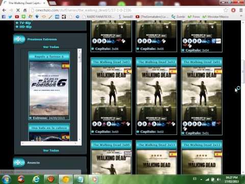 Ver The Walking Dead- Los muertos vivientes online//Español// Gratis// 2013 (Temporada 1-3)
