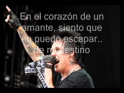 Papa Roach - My Heart Is a Fist (letra español, lyrics english)