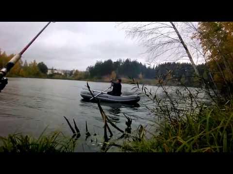 рыбалка в луховицах на голубых озерах