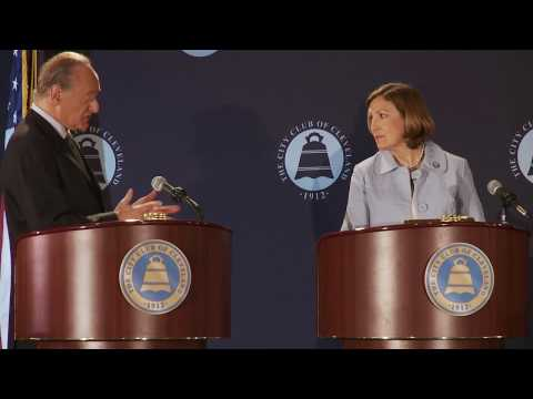 5/5 - Jennifer Brunner / Lee Fisher Debate Video