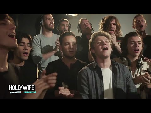 One Direction & Ed Sheeran – 'Do They Know It's Christmas' (#BandAid30)