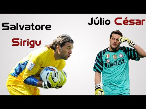 Analyson ensemble Salvatore Sirigu et Jùlio César sur Fifa Ultimate Team !