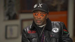 Spike Lee on rebooting the iconic and timely