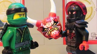 LEGO Ninjago Resurrection - Episode 1: The Son Of Garmadon!