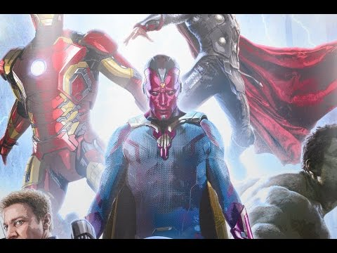 AMC Spoilers! - THE AVENGERS: AGE OF ULTRON Review