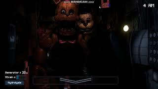 Frebears Fright Insane mode Complete