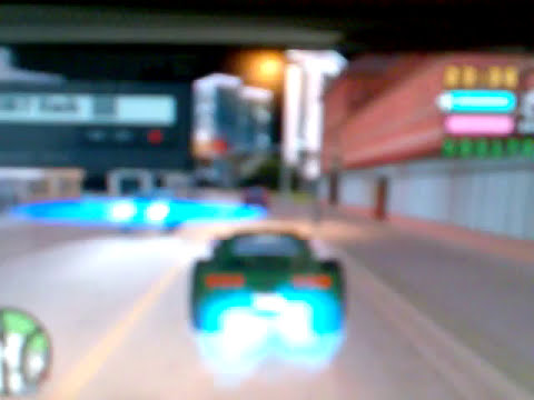 psp vice city stories secret car (jaguar)!!!!!!!!!!!!!!