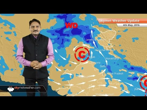 Weather Forecast for May 4: Rain will bring relief from heat wave in Delhi, Kolkata and Bangalore