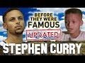 STEPHEN CURRY - Before They Were Famous