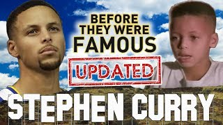 STEPHEN CURRY - Before They Were Famous - UPDATED