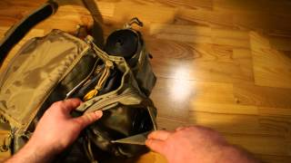 Обзор сумки Maxpedition Jumbo EDC