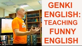 GENKI English: Teaching English to Kids (FULL) by Richard Graham GENKI English in Ukraine
