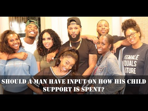 Should A Man Have Input On How His Child Support Is Spent? (Featuring Hitman Holla) - Krew Season