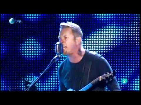 Metallica - Fade To Black (Live @ Rock In Rio, 2010)