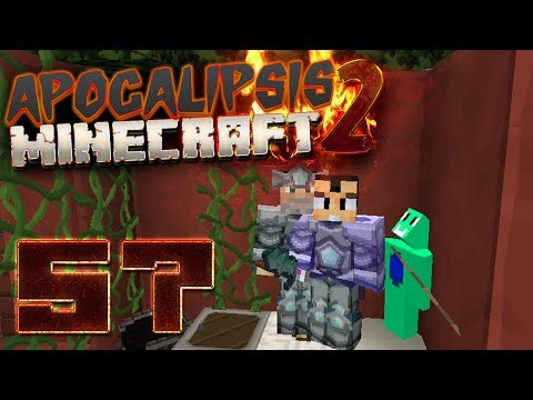 CAMBIO DE LOOK POR ACCIDENTE!! | #APOCALIPSISMINECRAFT2 | EPISODIO 57 | WILLYREX Y VEGETTA