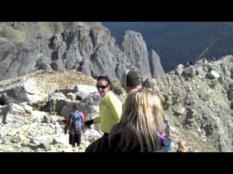 Italian Alps (Dolomites) Walking Tour Visitors Share Highlighs & Mountain Scenery