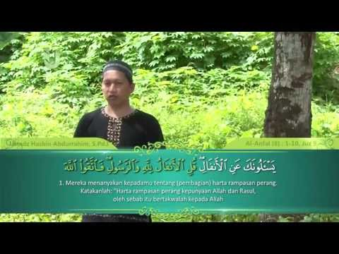 Download Murattal Al-Qur'an: Surah Al-Anfal Ayat 1-10 by Ust. Hasbin Abdurrahim, S.Pdi Mp4 baru