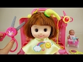 download mp3 dan video Baby doll hair shop toys play with Pororo