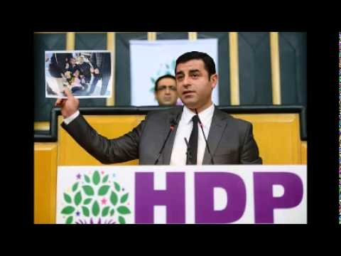 HDP calls on Turkish opposition parties to 'block parliament' over security bill
