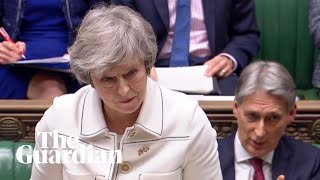 May asks parliament to 'give this deal a second look'