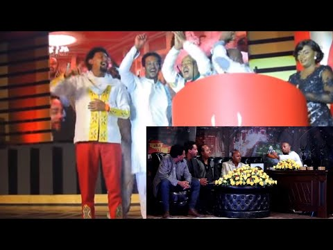 Teddy Teshome Samson Baby Solomon Bogale And Getesh Mamo Interview At Seifu Show