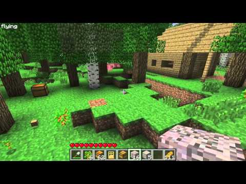 how to make a town in minecraft colony mod