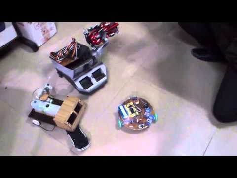 Smart Robo | Automatic Path Finder